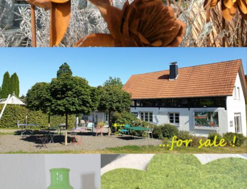 Räumungsverkauf im Fermob Garten!